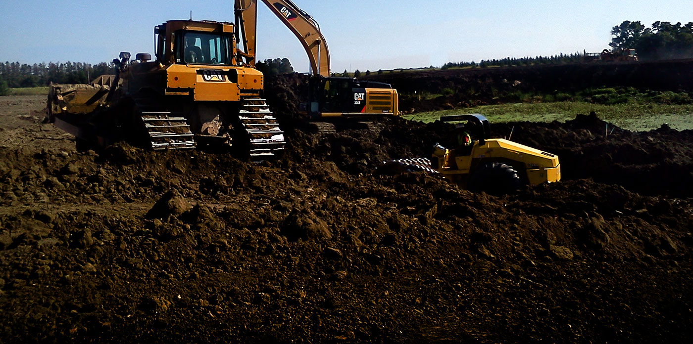Earthwork Contractor Minnesota Utilities and Excavating