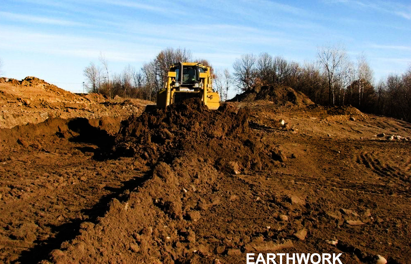 Environmental Contractor Minnesota Utilities and Excavating
